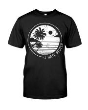 GUINEA PIG Classic T-Shirt front