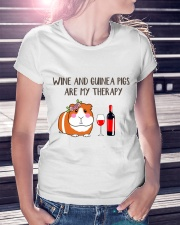 GUINEA PIG Ladies T-Shirt lifestyle-women-crewneck-front-7