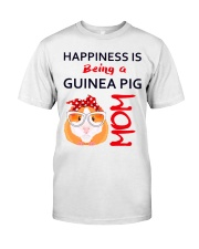 Guinea Pig Mom Classic T-Shirt thumbnail