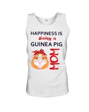 Guinea Pig Mom Unisex Tank thumbnail