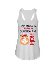 Guinea Pig Mom Ladies Flowy Tank thumbnail
