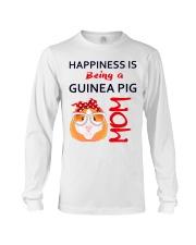 Guinea Pig Mom Long Sleeve Tee thumbnail