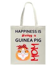 Guinea Pig Mom Tote Bag thumbnail