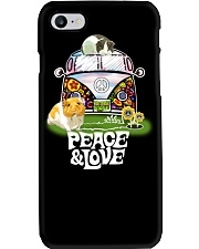 GUINEA PIGS PEACE AND LOVE  Phone Case thumbnail
