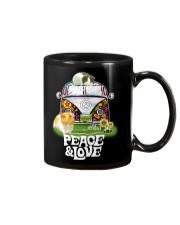GUINEA PIGS PEACE AND LOVE  Mug thumbnail