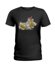 Merry Christmas Ladies T-Shirt front