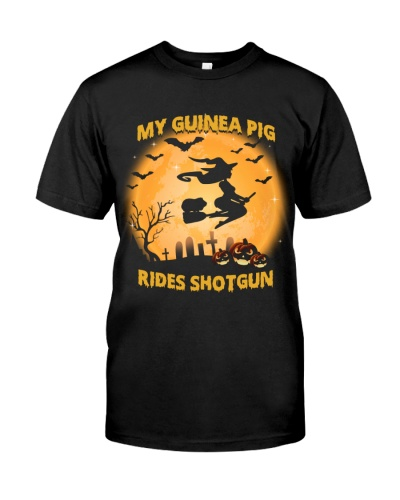 Guinea Pig Halloween