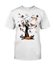 HALLOWEEN HAPPY Classic T-Shirt front