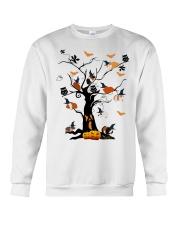 HALLOWEEN HAPPY Crewneck Sweatshirt thumbnail