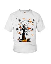 HALLOWEEN HAPPY Youth T-Shirt thumbnail