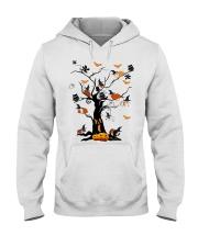 HALLOWEEN HAPPY Hooded Sweatshirt thumbnail