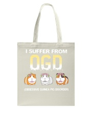 GUINEA PIGS I SUFFER FROM OGD  Tote Bag thumbnail