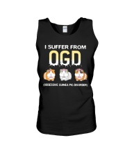 GUINEA PIGS I SUFFER FROM OGD  Unisex Tank thumbnail