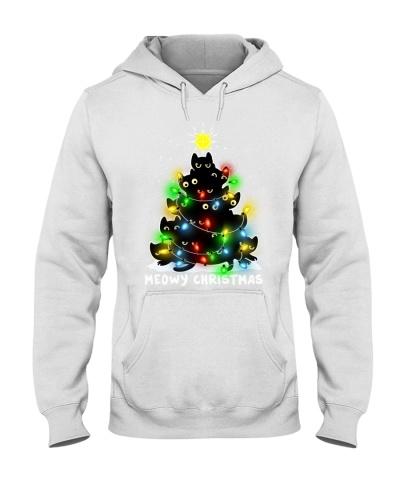 Meowy Christmas T-Shirts