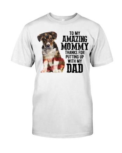 Amazing Mommy - Border Collie Dog