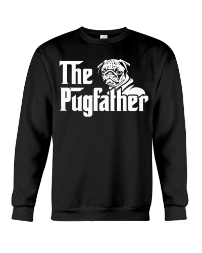 The Pugfather - Pug Father - Pud Dad