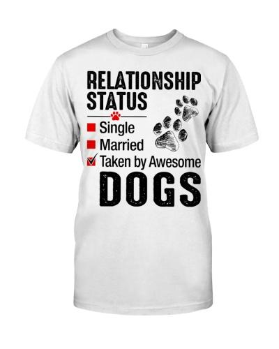 Relationship Status Taken by Dogs