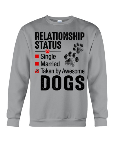 Relationship Status Taken by Dogs