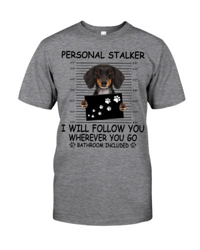 Personal Stalker - Dachshund