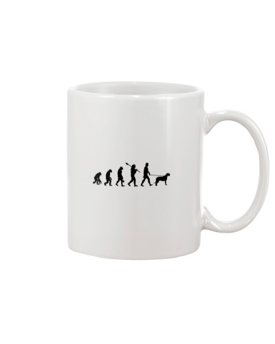 Evolution To - Irish Wolfhound