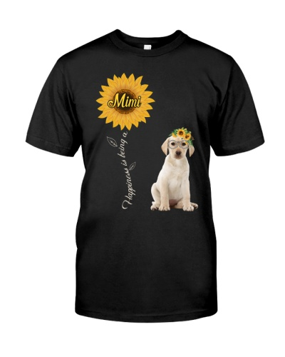 Yellow Labrador Mimi Sunshine