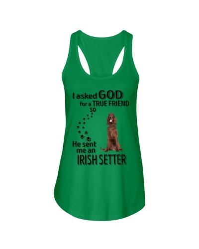 Irish Setter True Friend