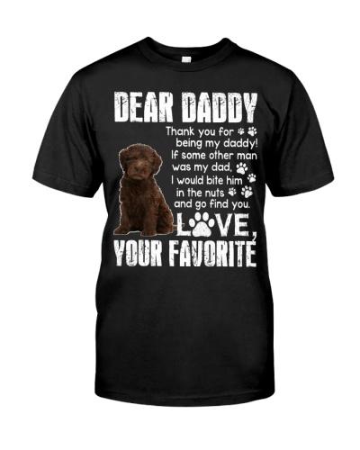 Labrodoodle - Dear Daddy