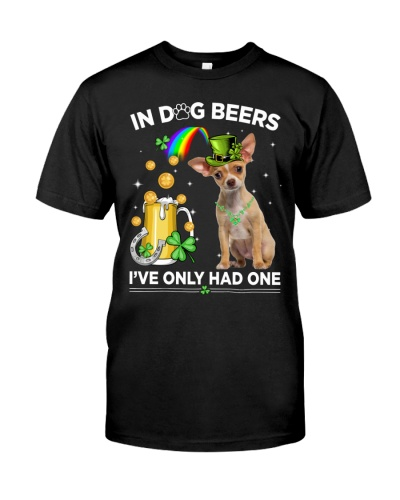 Chihuahua - Beers I've Only Had One