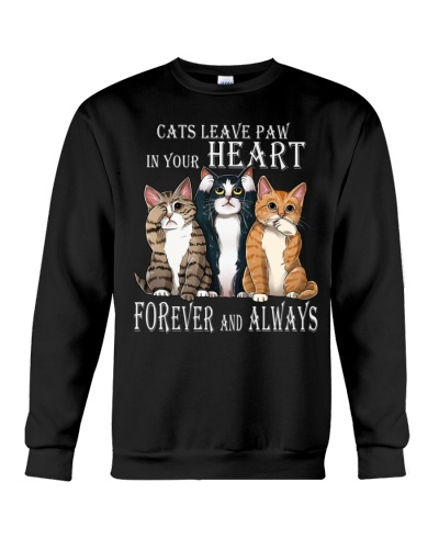 Cat Paw in Your Heart