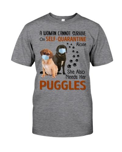 Quarantine With Puggles