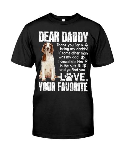 Welsh Springer Spaniel - Dear Daddy