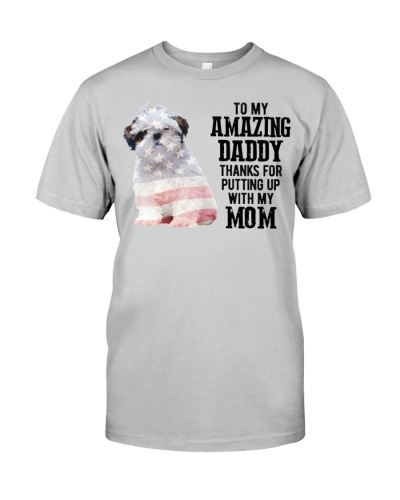 Amazing Daddy - Shih Tzu