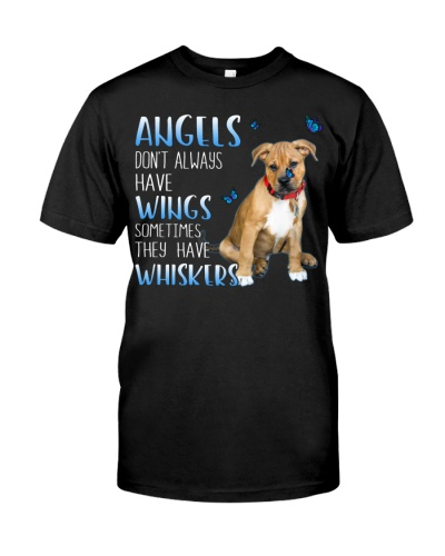 Pitbull Boxer Mix Angels Don't Always Have Wings
