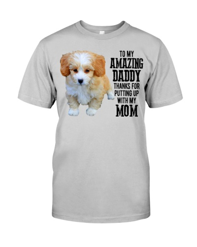 Shih-Poo Amazing Daddy