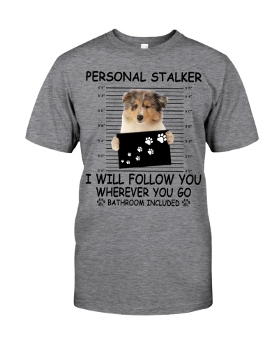 Personal Stalker Rough Collie