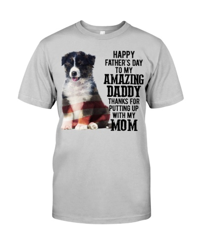 Father Day - Australian Shepherd