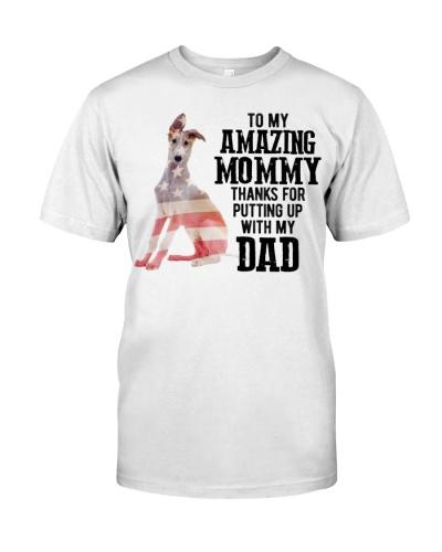 Amazing Mommy - Borzoi Dog