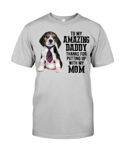 Amazing Daddy - Beagle