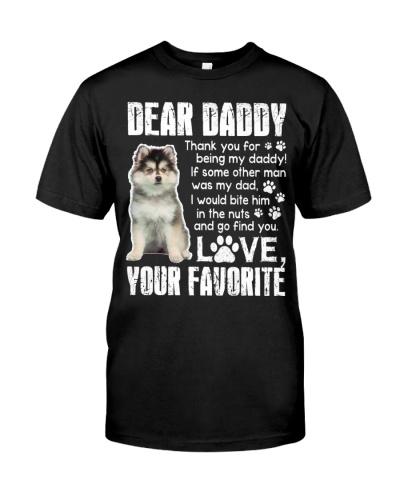 Pomsky - Dear Daddy