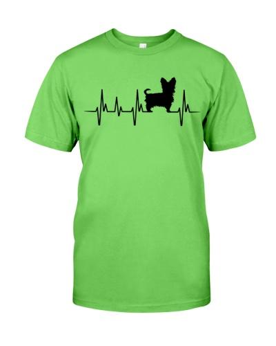 Yorkshire Terrier Heartbeat
