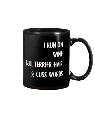 Bull Terrier Wine