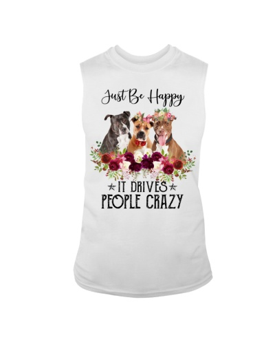 Pitbull - Just Be Happy It Drives People Crazy