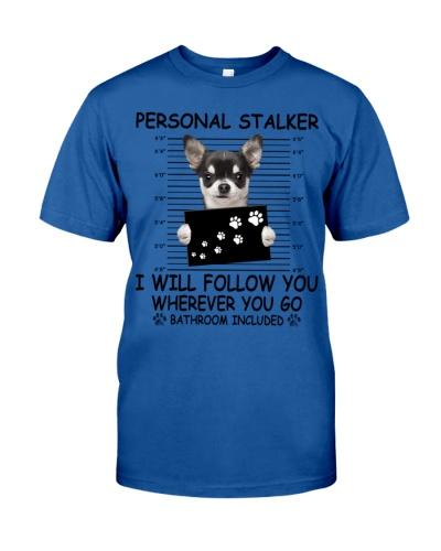 Personal Stalker Chiahuahua