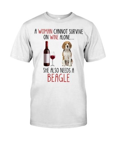 She Also Needs - Beagle