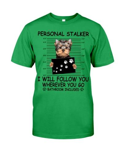 Personal Stalker Yorkshire Terrier