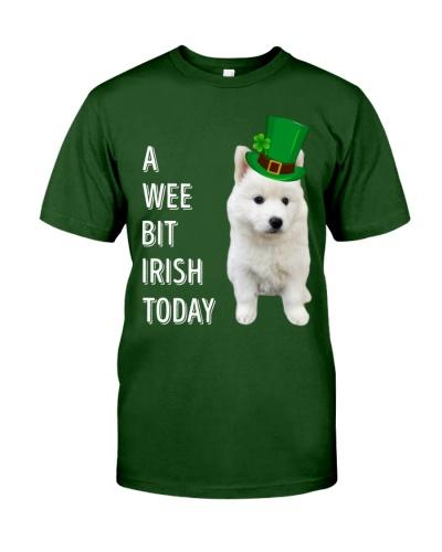 White Husky Irish Today