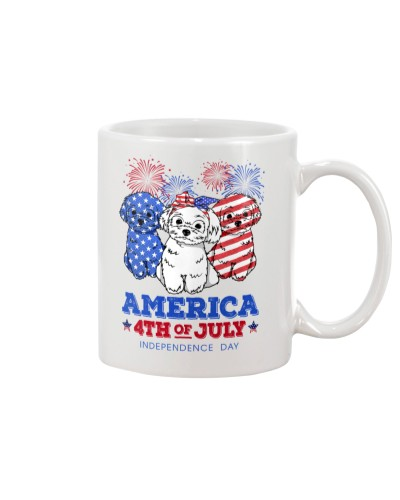 American Independence Day Maltese