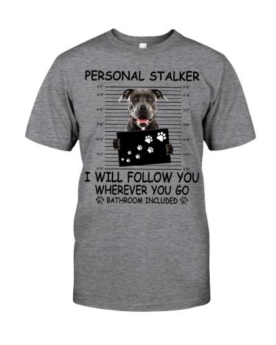 Personal Stalker - Pitbull