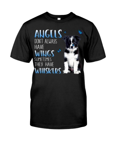 Border Collie Angels Don't Always Have Wings