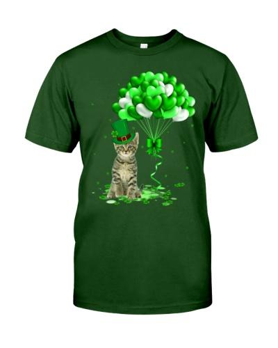 Cat Patrick's Day 2020